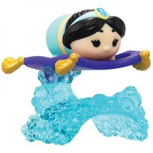 This all new tsum tsum is Jasmine from series 3. Jasmine is from the Disney movie Aladdin. Jasmine's accessory is her magic carpet. Enjoy!