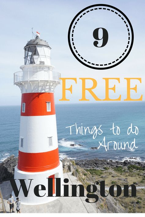9 Free Things to do Around Wellington, New Zealand- Having to be aware of my budget, I made to sure to get out and find what Wellington had to offer. Luckily Wellington has an array of amazing free activites all within a 2 hour drive.