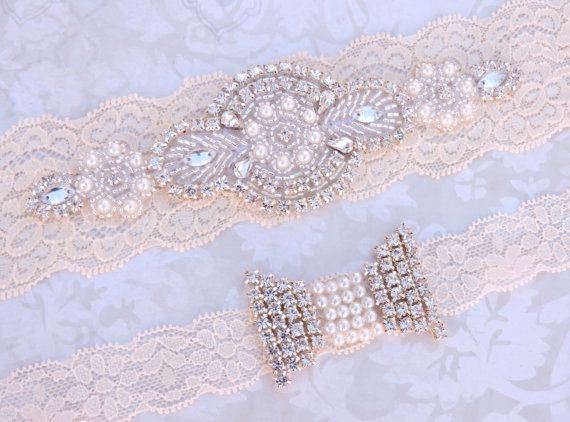 36 Best Vintage Bridal Garters Images On Pinterest