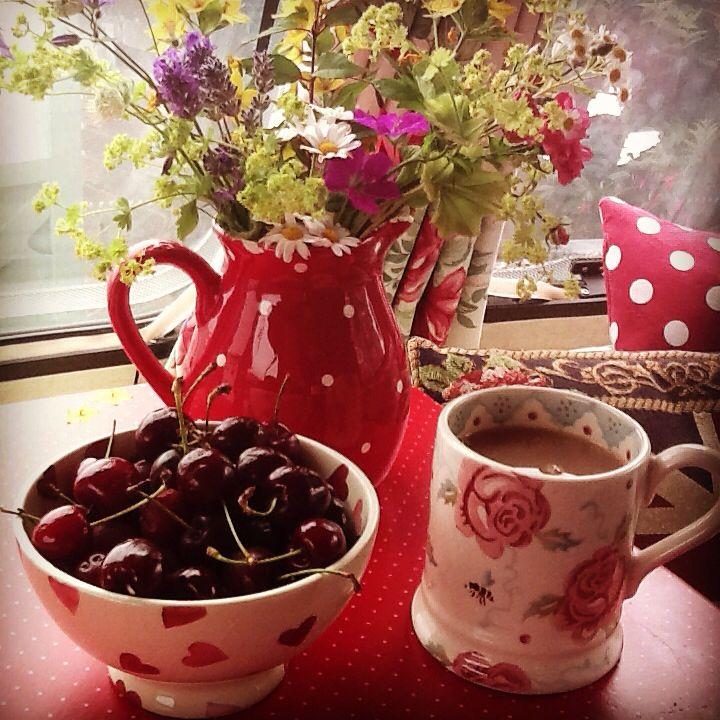 Life's a bowl of cherries xx