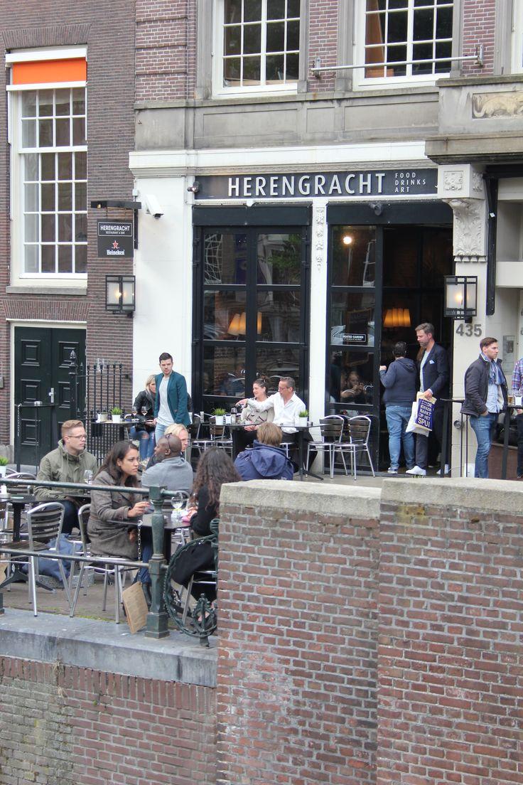 Herengracht restaurant & Bar, Amsterdam | ENJOY! The Good Life | http://www.enjoythegoodlife.nl/restaurant-bar-herengracht-amsterdam/