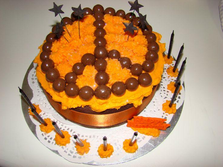 Hayley Peace Cake