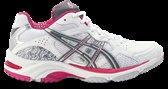 Asics Netball shoes: The Netburner Series. There's a shoe for every netballer.