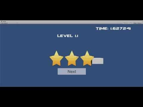 Create A Star Rating / Reward System - Unity 4.6 GUI ~ The Game Contriver