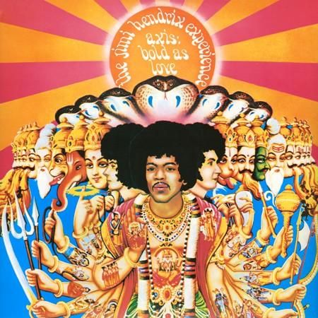 Jimi Hendrix Experience - Axis: Bold As Love