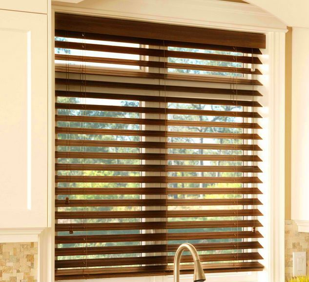 Window Blinds Real Wood Blinds