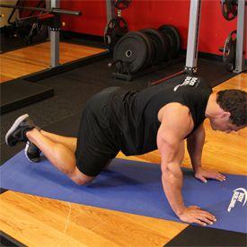 Bodybuilding.com - Glute Kickback
