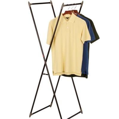 Household Essentials Indoor Clothes Dryer Portable Garment Drying Rack Antique Bronze