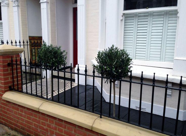 ... caps rails rails london rear extensions door fronts forward london