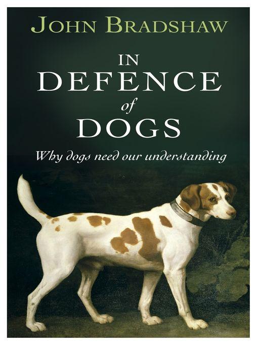 John Bradshaw Dog Training