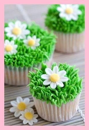 New Easy Cake : 20 spring cupcakes!,  #cupcakes #spring  – Cake