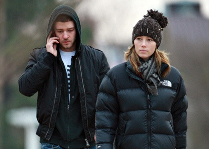 Justin and Jessica staying warm. http://www.klmountainshop.com/the-north-face-women-s-nuptse-2-jacket.html