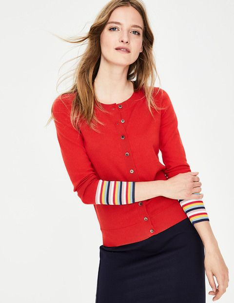 Cassandra Cardigan Red Size Small Justin Buy Me This In