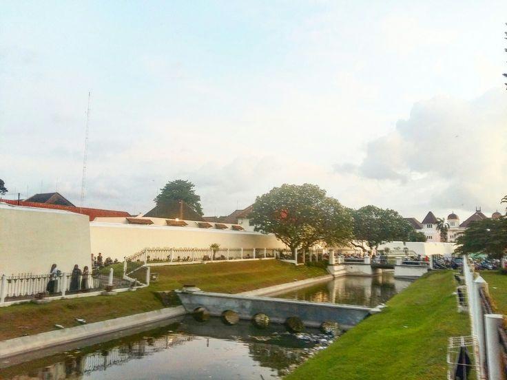 Fort Vredeburg Museum, Jogja, Indonesia