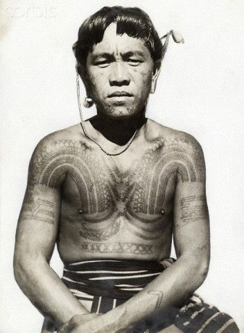 599 best images about adorned se asia on pinterest for Philippine island tattoo