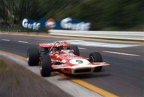 Jo Siffert (March-Ford) Grand Prix de Belgique - Spa-Francorchamps 1970 - source F1 History & Legends.