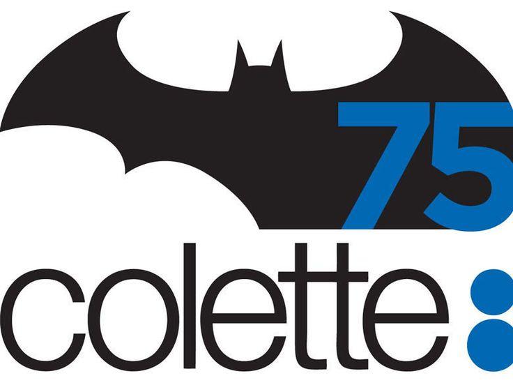 colette invite 11 créateurs à célébrer les 75 ans de Batman