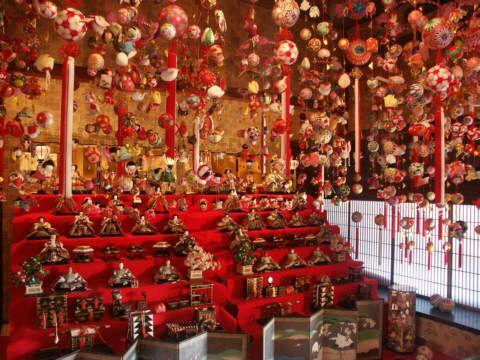 Japanese Festivals and Celebrations - Doll Festival for Girls