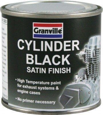 Peinture haute température–250ml–Noir satiné: Cet article Peinture haute température–250ml–Noir satiné est apparu en premier sur…