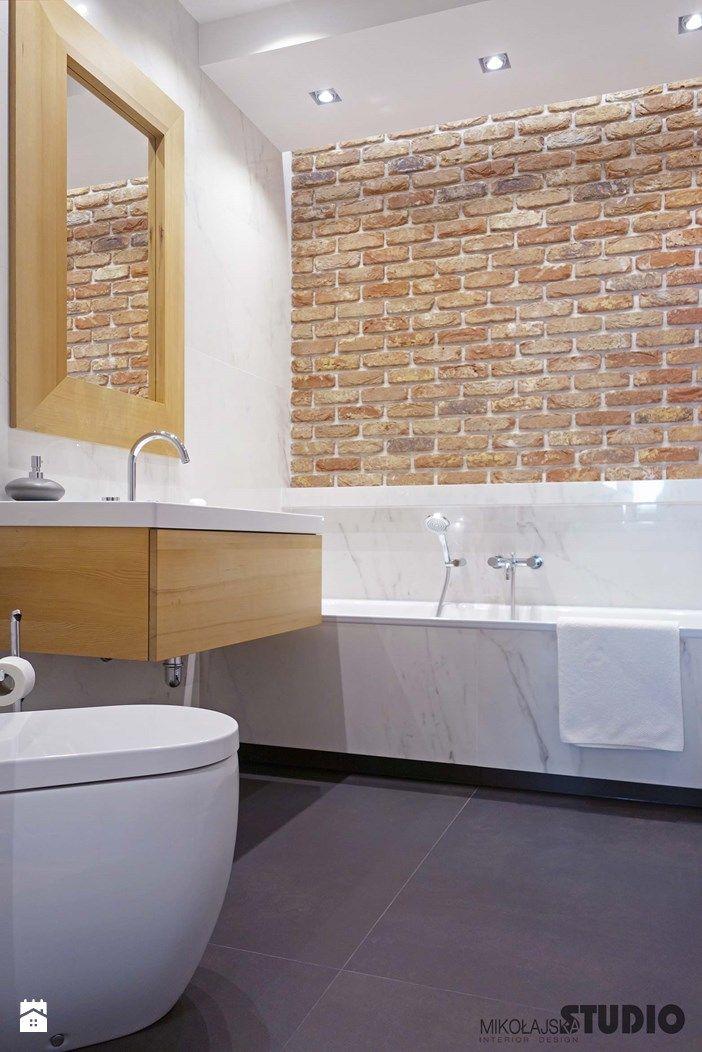 łazienka zaprojektowana indywidualnie - zdjęcie od MIKOŁAJSKAstudio - Łazienka - Styl Rustykalny - MIKOŁAJSKAstudio