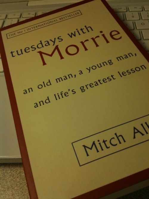 the challenges of mitch albom in writing tuesdays with morrie I had a very high-grade publisher tell me i was incapable of writing a memoir,  he remembers  the five people you meet in hell - mitch albom still peddling  the same  that's what tuesdays with morrie was about, with its famous  this is  perhaps the nub of my personal problem with albom's work.