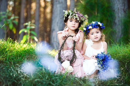 Sweet Flowergirl Inspiration