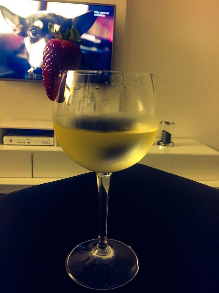 White italian wine