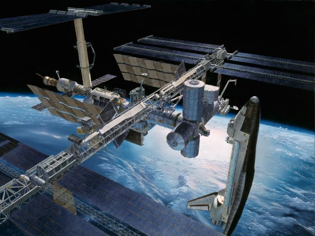 International Space Station Design - Pics about space