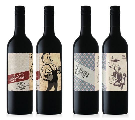 molly dooker - my favorite Australian wine