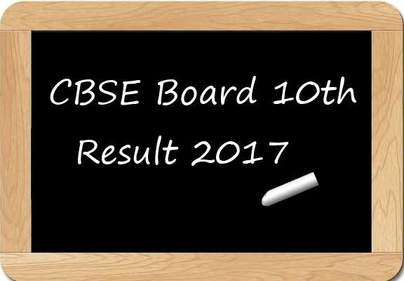 CBSE 10th Result 2017: The Central Board of Secondary Education (CBSE) had commenced their class 10 or the 10th standard examination from 09th March 2017 to 10th April 2017. A rough figure of about Nineteen Lakh,