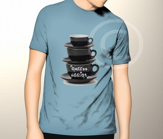 Kaos Kopi #CoffeeBreak #CoffeeAddict. Hope you all enjoy it.
