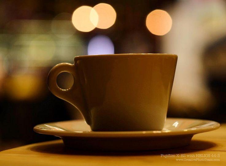Fujifilm X-E2 with old soviet Helios 44-3 lens ... just playing, but Bokeh is a nice :). #fujifilm #fujifilmxe2  #lens #helios #helios443 #bokeh #coffee #coffecup #morning #breakfast #aroma #creativephototeam #кофе  #чашкакофе #чай #tea