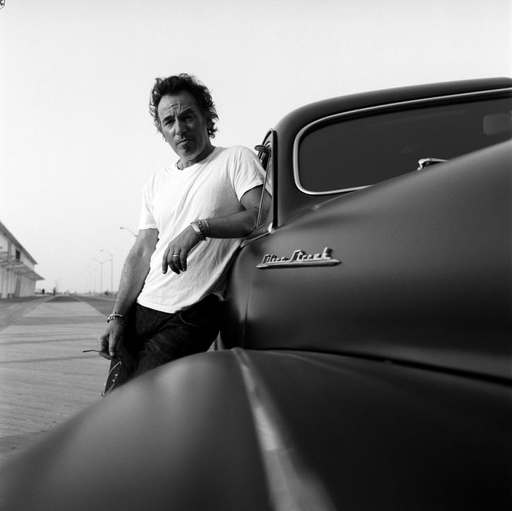Bruce Springsteen – Asbury Park, NJ 2007  All content © 2012 by Danny Clinch: Mad Musicians, Classic Cars, Springsteen Photo, Area Art, Bruce Springsteen, Art Exhibitions, Asburi Parks, Amazing Bruce, Photography Ideas