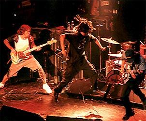 Rage Against the Machine: BANDAZA, mucha suerte el haberlos visto!!!