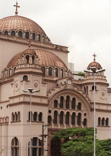 Catedral Ortodoxa de São Paulo, Brazil