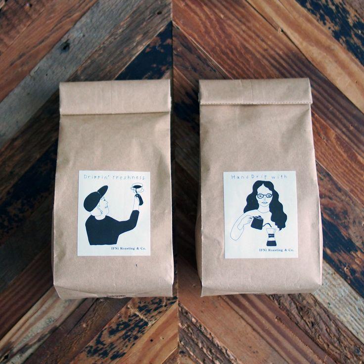 [ vol.002 ] IFNi COFFEE