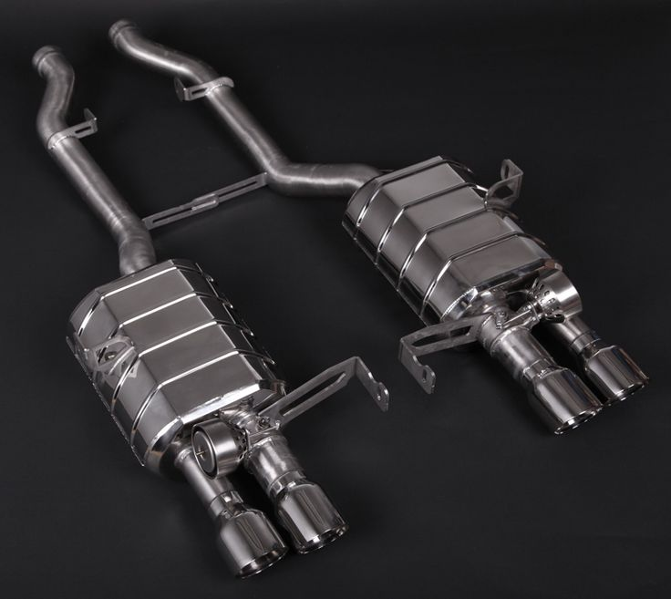 ExhaustSystems » M3 E92 » BMW » Car Models » Capristo Automotive