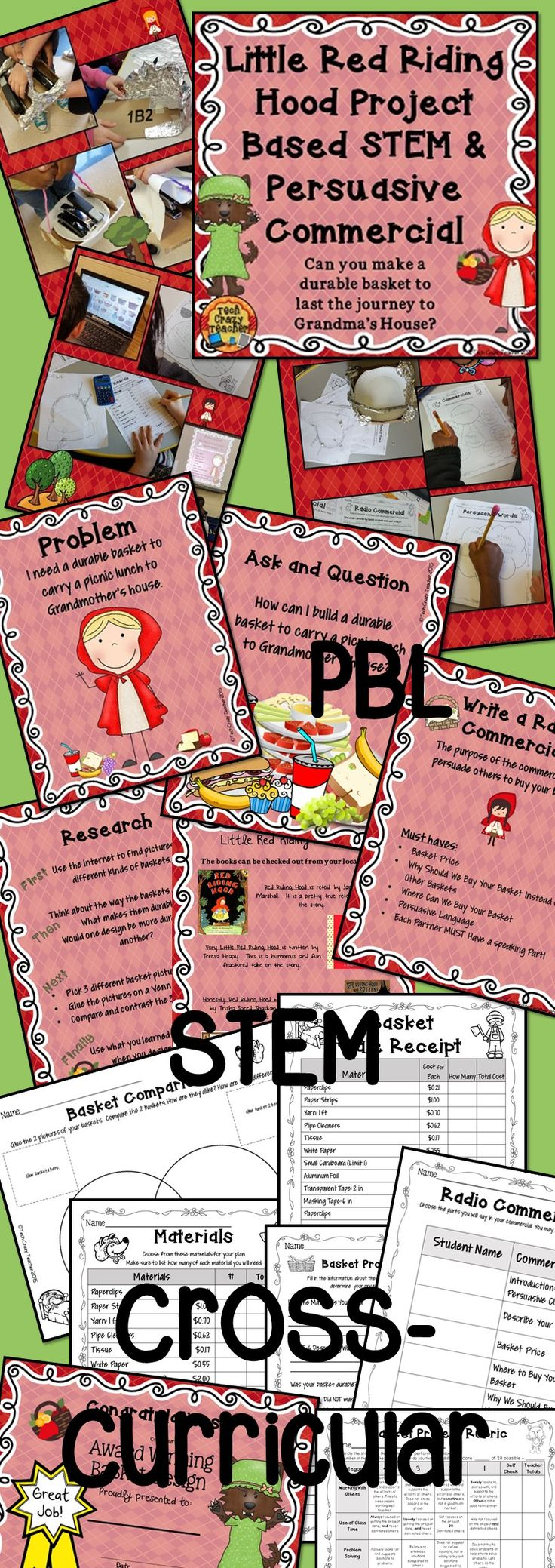 This Project Based Learning idea was a hit with my elementary students! They loved diving in to this project's STEM challenges! The PBL activities were inquiry based and extremely engaging. A great way to jump start science in your 21st Century classroom!