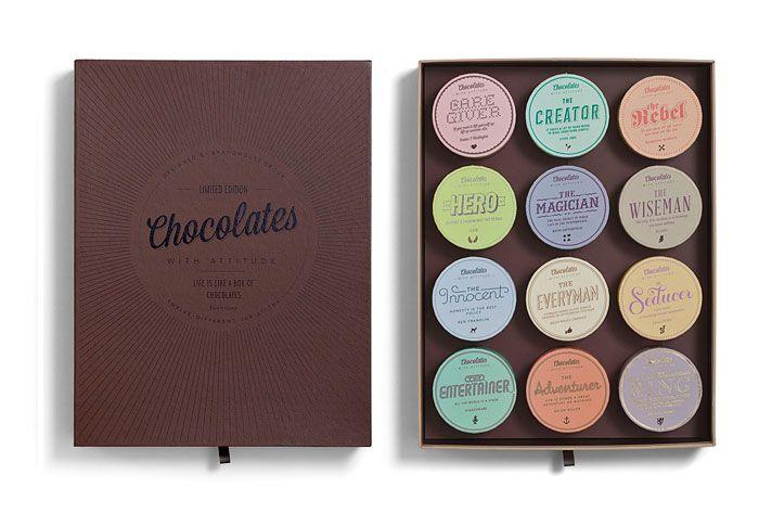 Chocolates with Attitiude