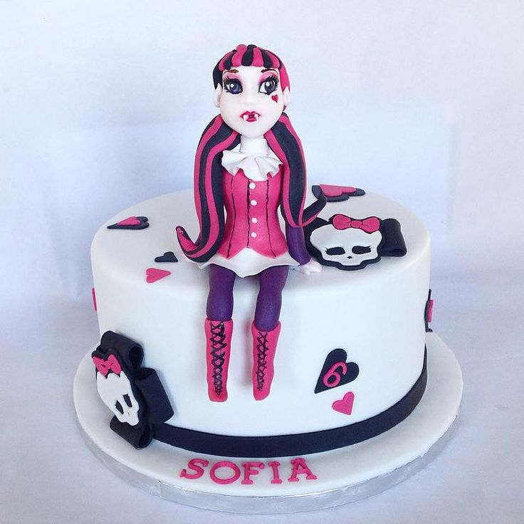 Exceptionnel 71 best draculaura images on Pinterest | Monster high party  HO11
