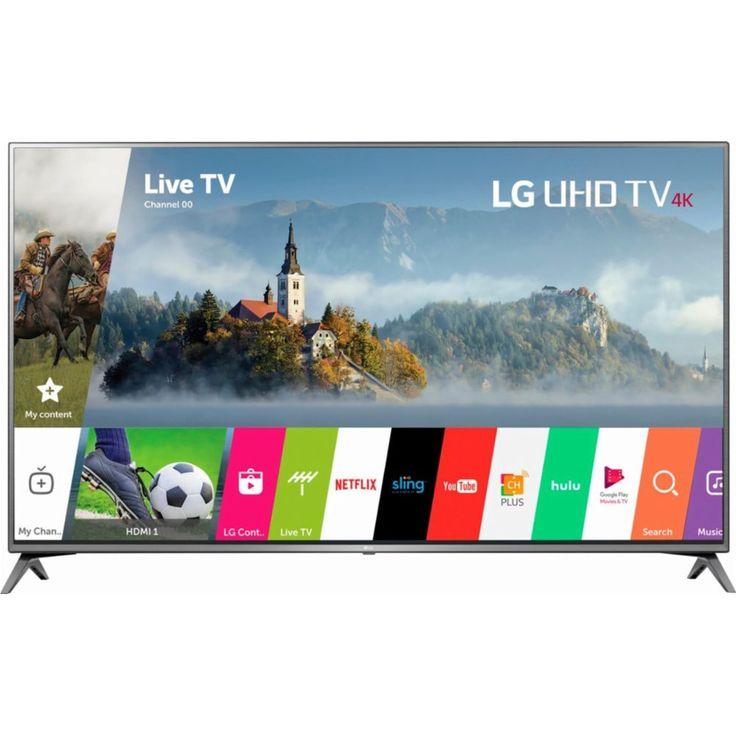 LG – 55″ Class – LED – 2160p – Smart – 4K Ultra HD TV