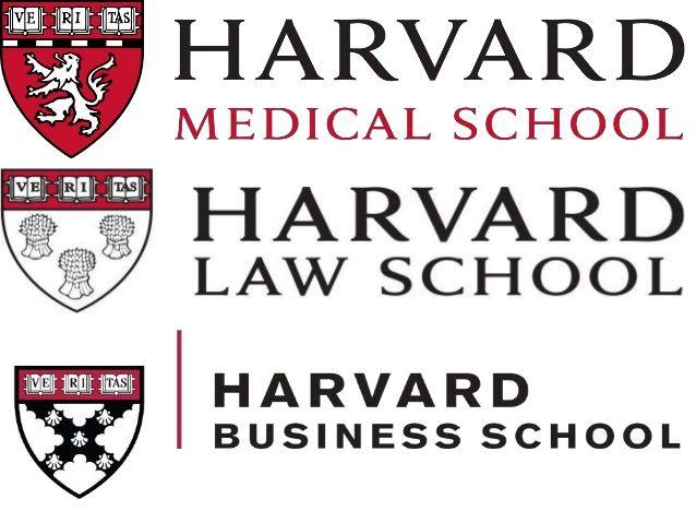 Bilderesultat for harvard university logos