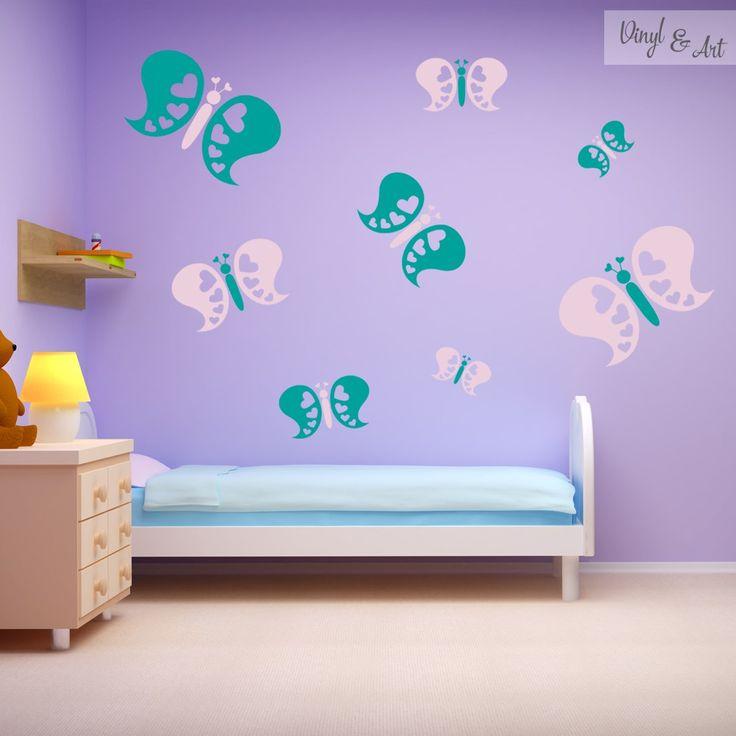 18 best images about vinilos decorativos infantil on for Vinilos infantiles