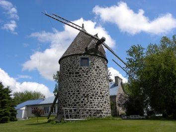moulins authentiques