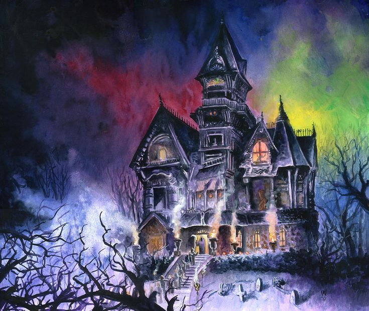 149 Best Haunted House Images On Pinterest