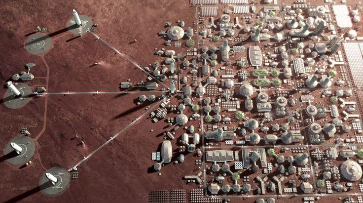 Galeria de Elon Musk anuncia planos para iniciar a colonização de Marte em 2022 - 1