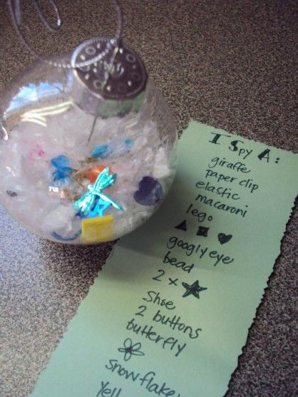 TEN Easy Christmas Ornaments for kids to make - happy hooligans
