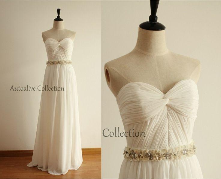 36 Best Simple Wedding Dresses Images On Pinterest