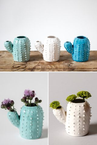 MADE BY HAND: A SPIKY LITTLE VASE