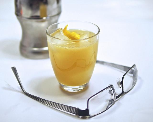 rye whiskey sour | Bibo | Pinterest